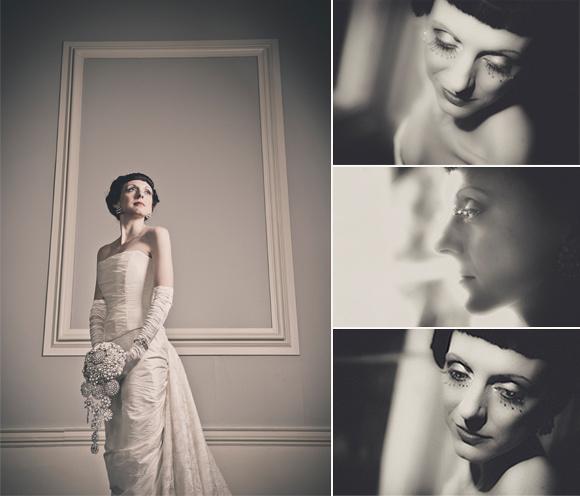 Oxon hoath alternative gothic wedding photography kent