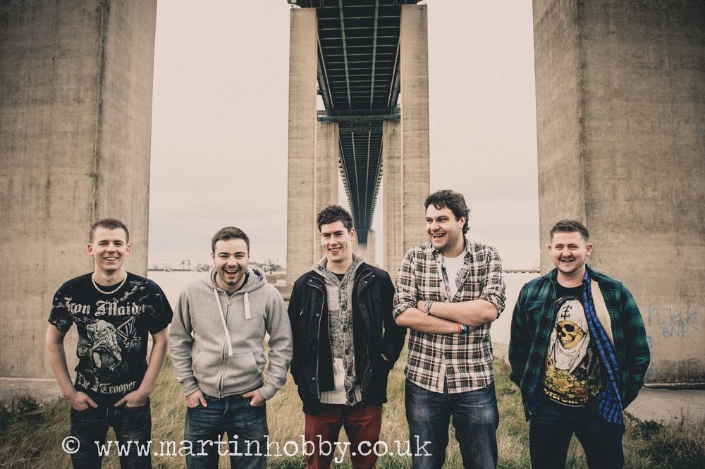 Devil May Rise, Band promo photographer, Dartford, Kent