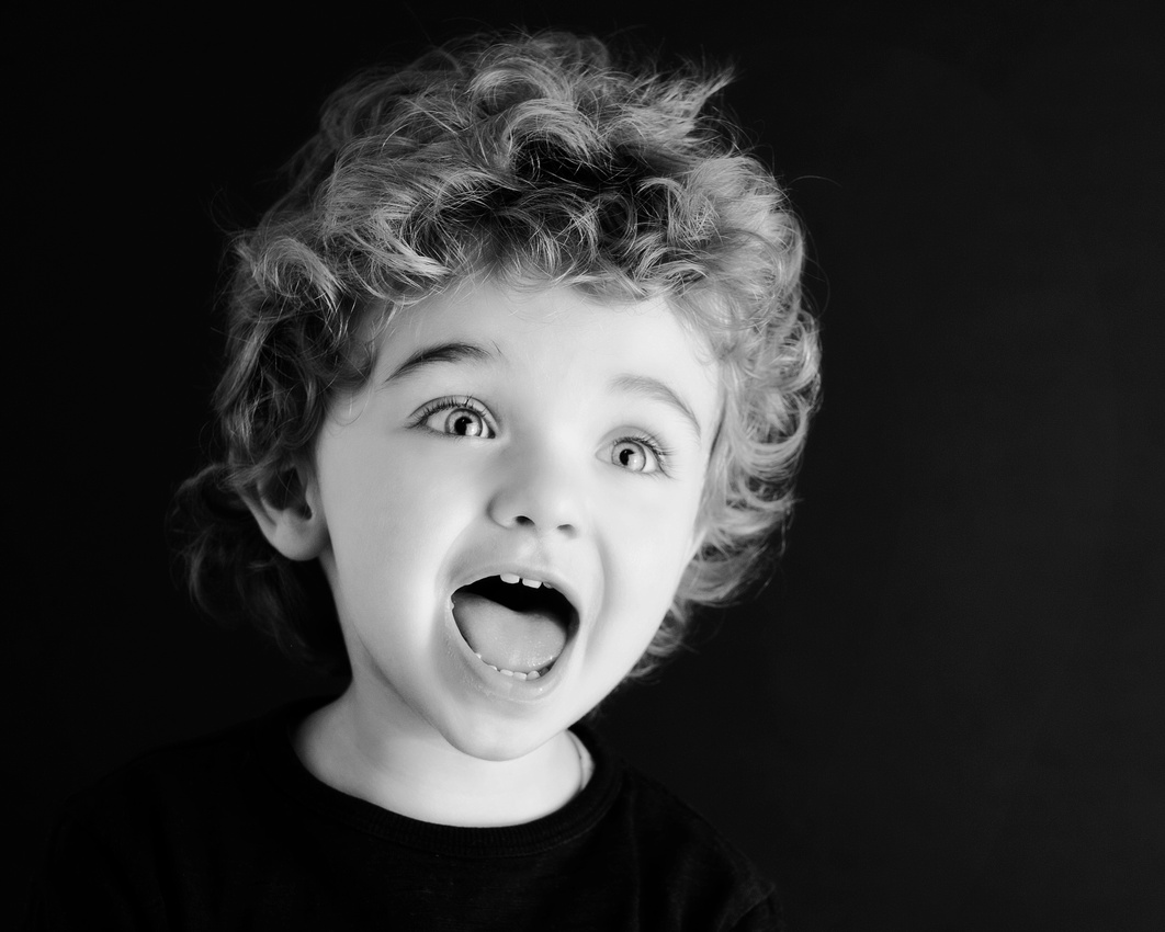 Black and white childrens photography in dartford kent