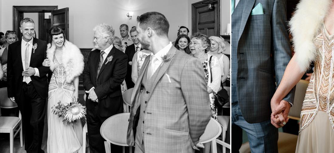 Croydon Reg office wedding